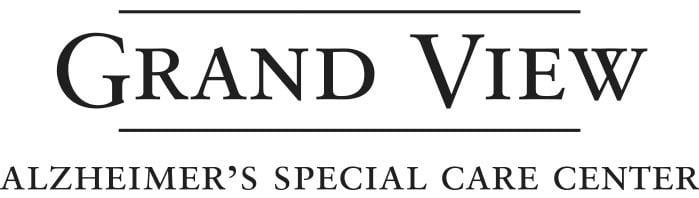 Grand View logo-bw